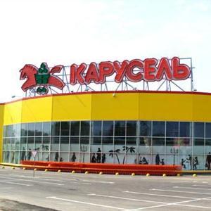 Гипермаркеты Петухово