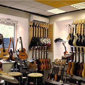Музыкальные магазины Петухово