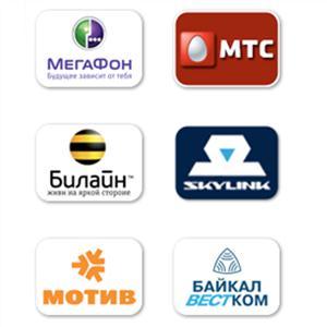 Операторы сотовой связи Петухово