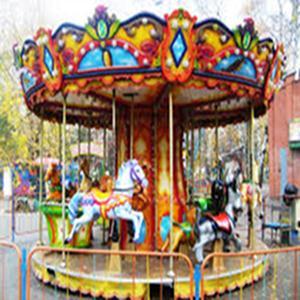 Парки культуры и отдыха Петухово