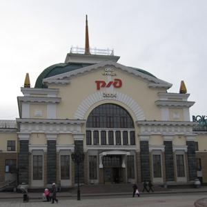 Железнодорожные вокзалы Петухово
